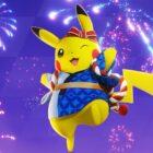 Pokémon Unite Pikachu Festival Skin feiert mobile Vorregistrierungen