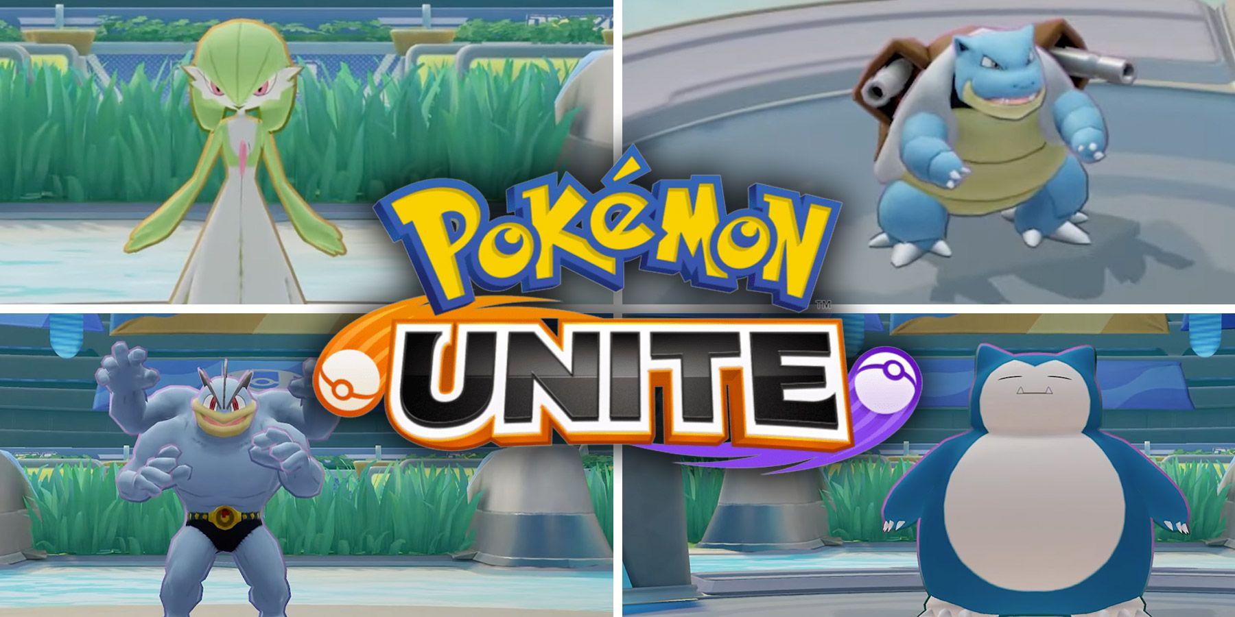 Pokemon Unite-Stufenliste (September 2021)