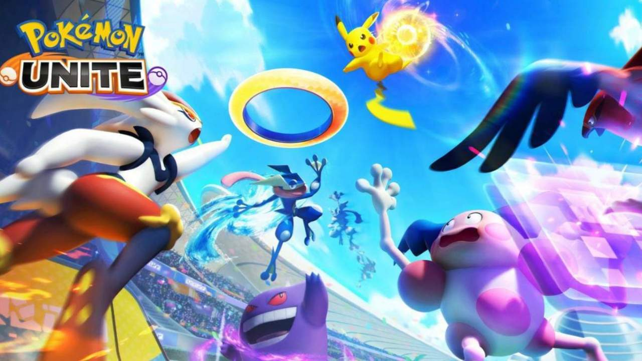Pokemon Unite Update macht eines der besten Pokemon noch stärker