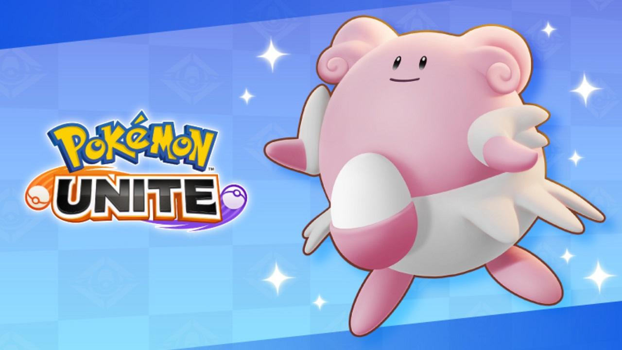 Pokemon Unite Version 1.1.1.8 Patchnotes Buff Blissey & Safeguard