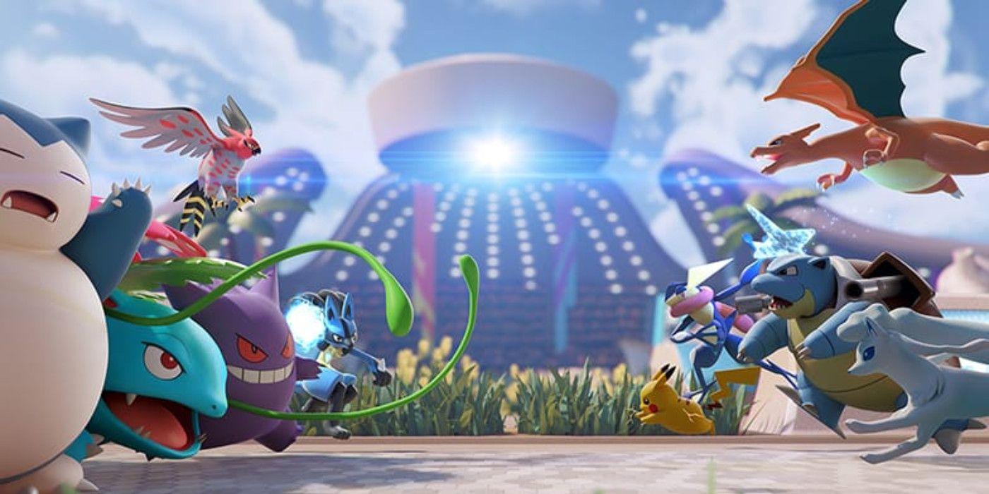 Pokémon Unite gibt sein erstes offizielles Turnier bekannt