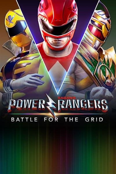 Power Rangers: Kampf um das Netz