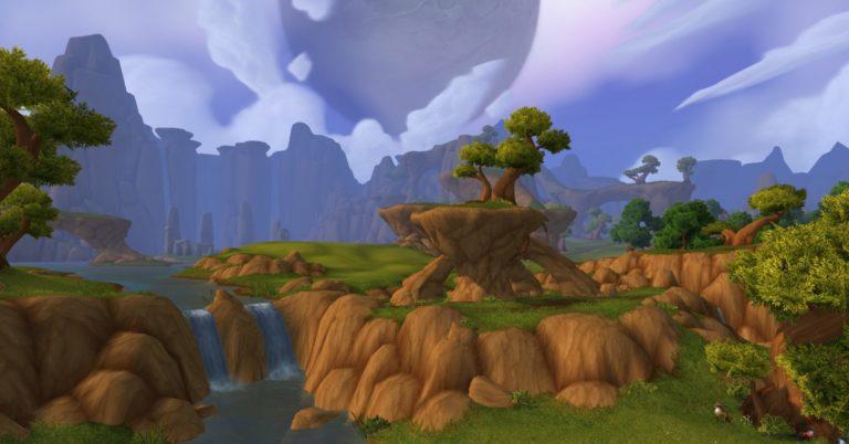 Rangliste jeder Zone in World of Warcraft: TBC Classic