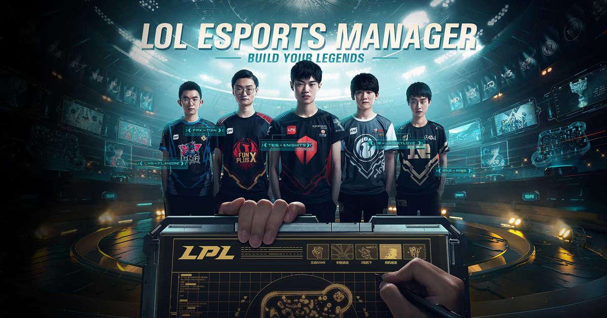 Riot gibt neuen Blick auf das kommende League of Legends Esports Manager-Spiel
