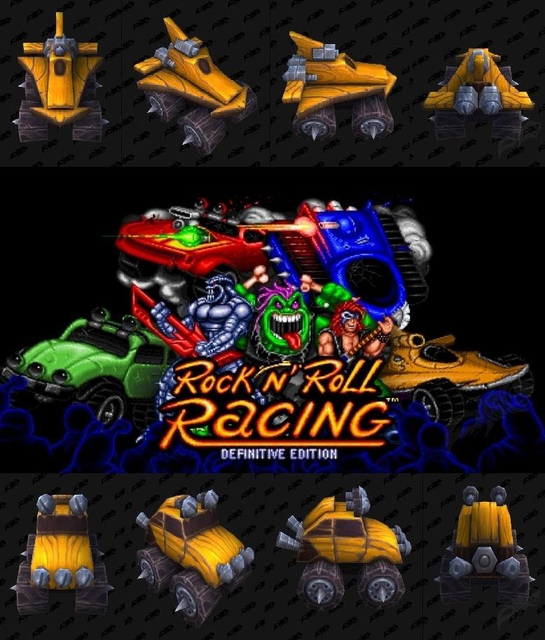 Rock n' Roll Racing Racing kommt mit Patch 9.1.5 zu Warcraft
