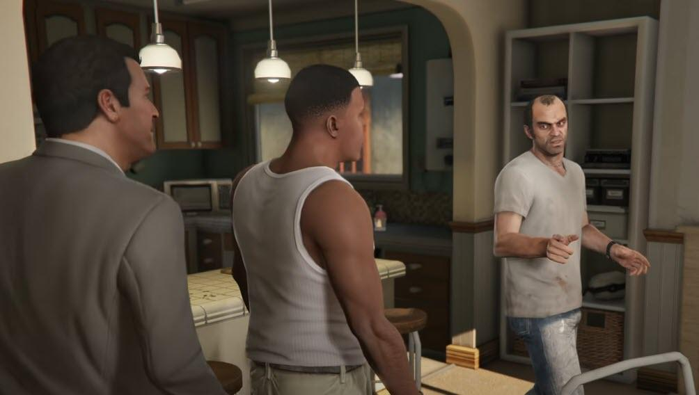 Selbst Rockstar kann nicht erklären, warum Sie 'GTA 5' erneut auf PS5 oder Xbox Series X kaufen sollten
