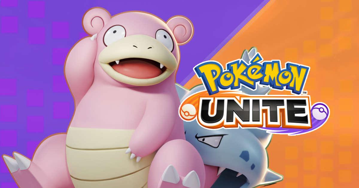 Slowbro erhält neue Holowear im neuesten Update von Pokemon UNITE