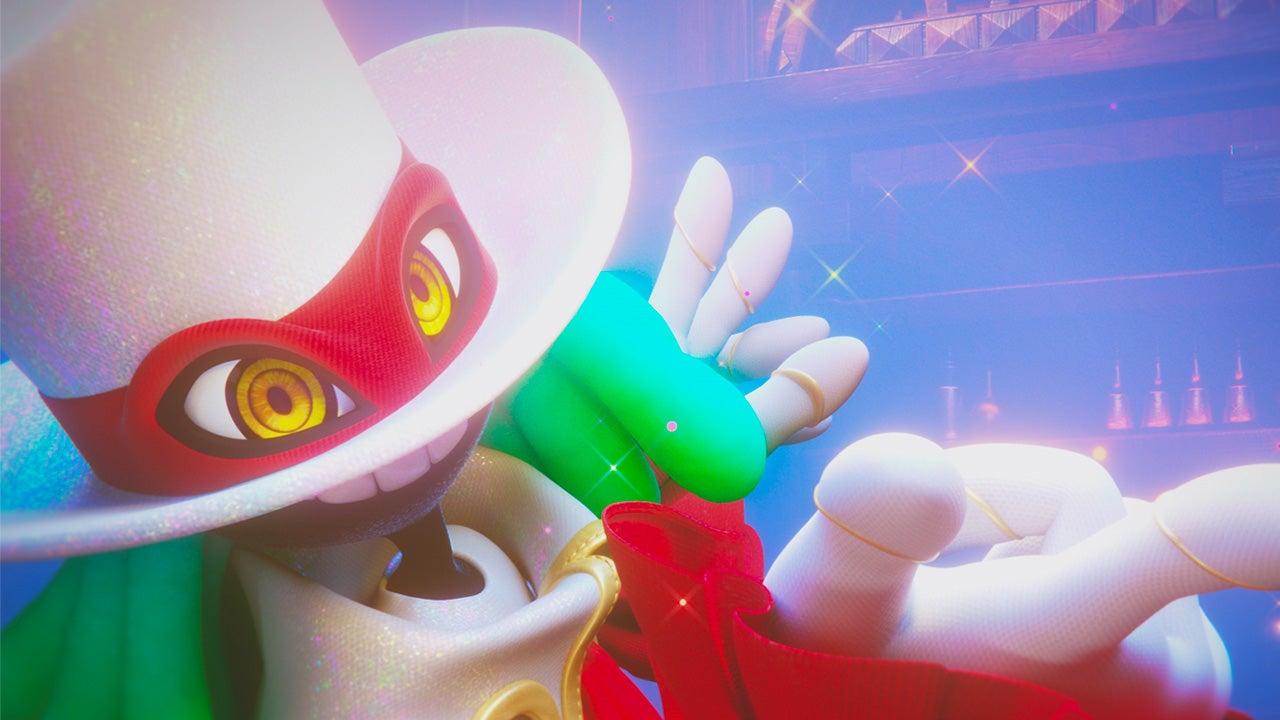 Sonic Co-Creator ist nach Balan Wonderworld Indie geworden