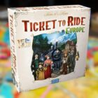 Ticket to Ride: Europe 15th Anniversary Edition Review