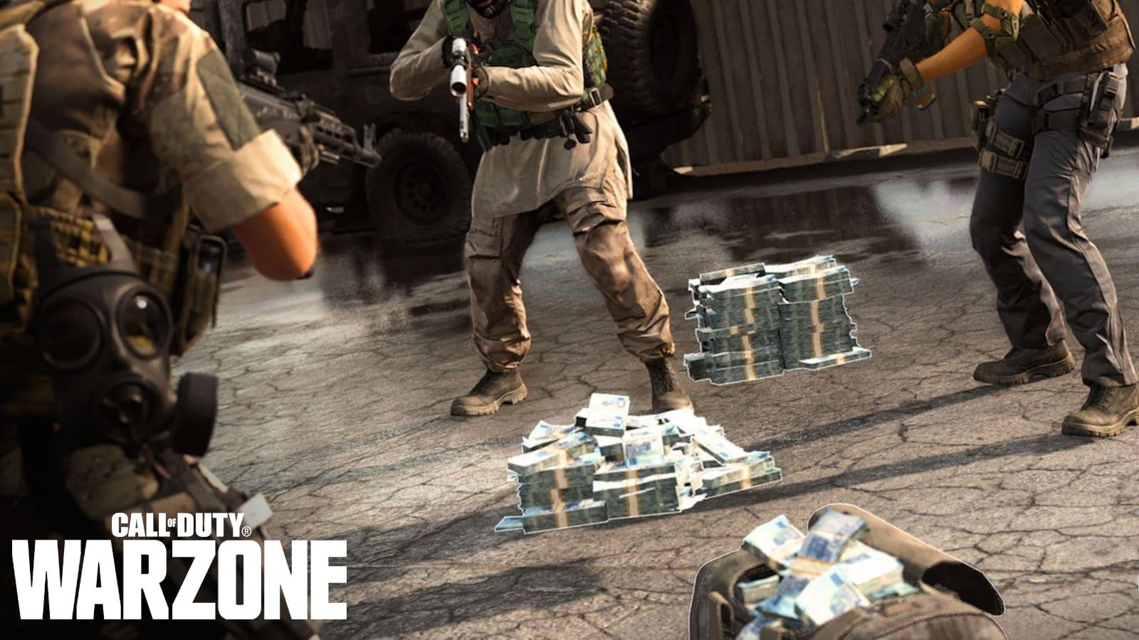 warzone pros tournament money backlash