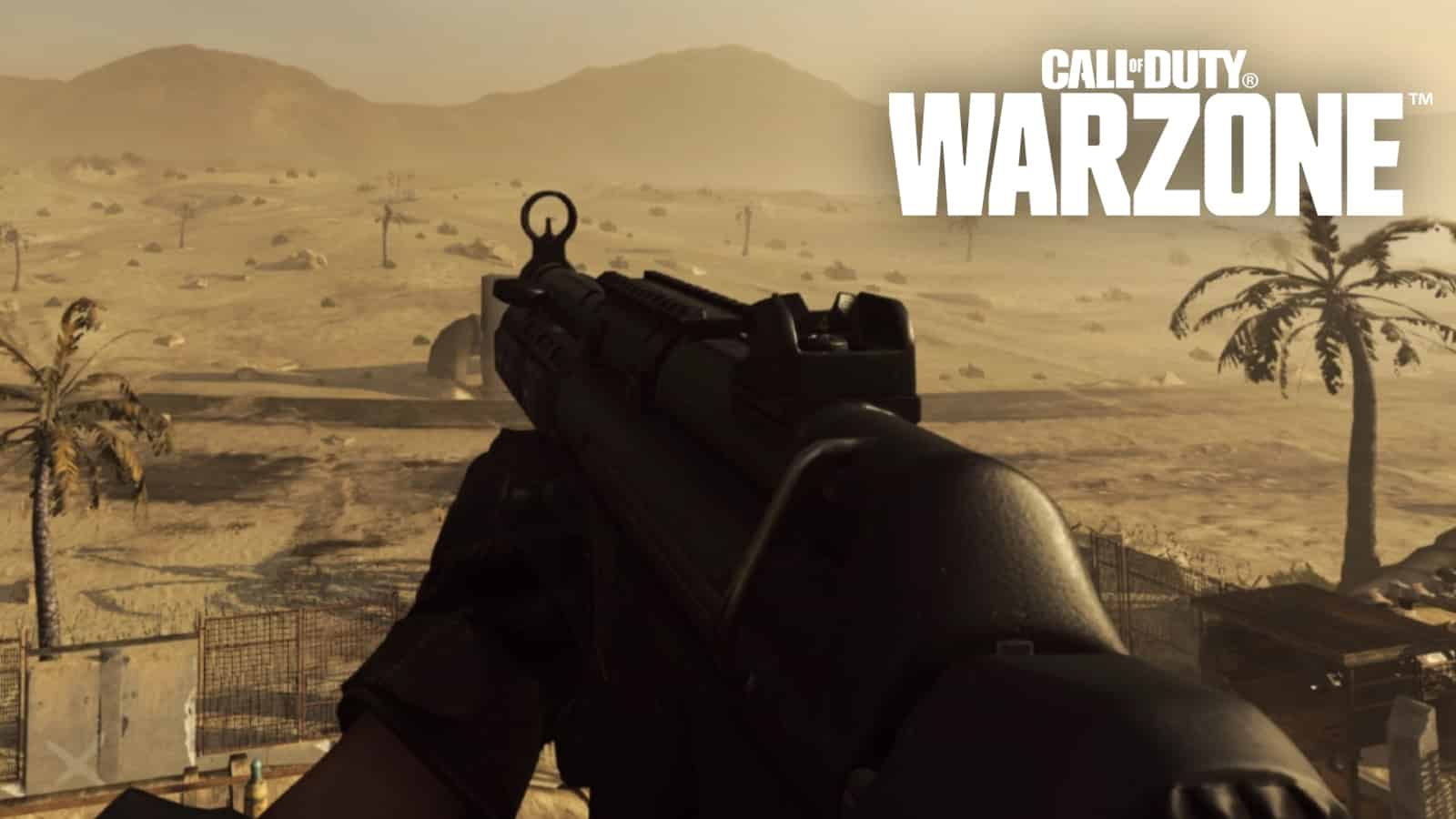 Warzone MP5 modern warfare