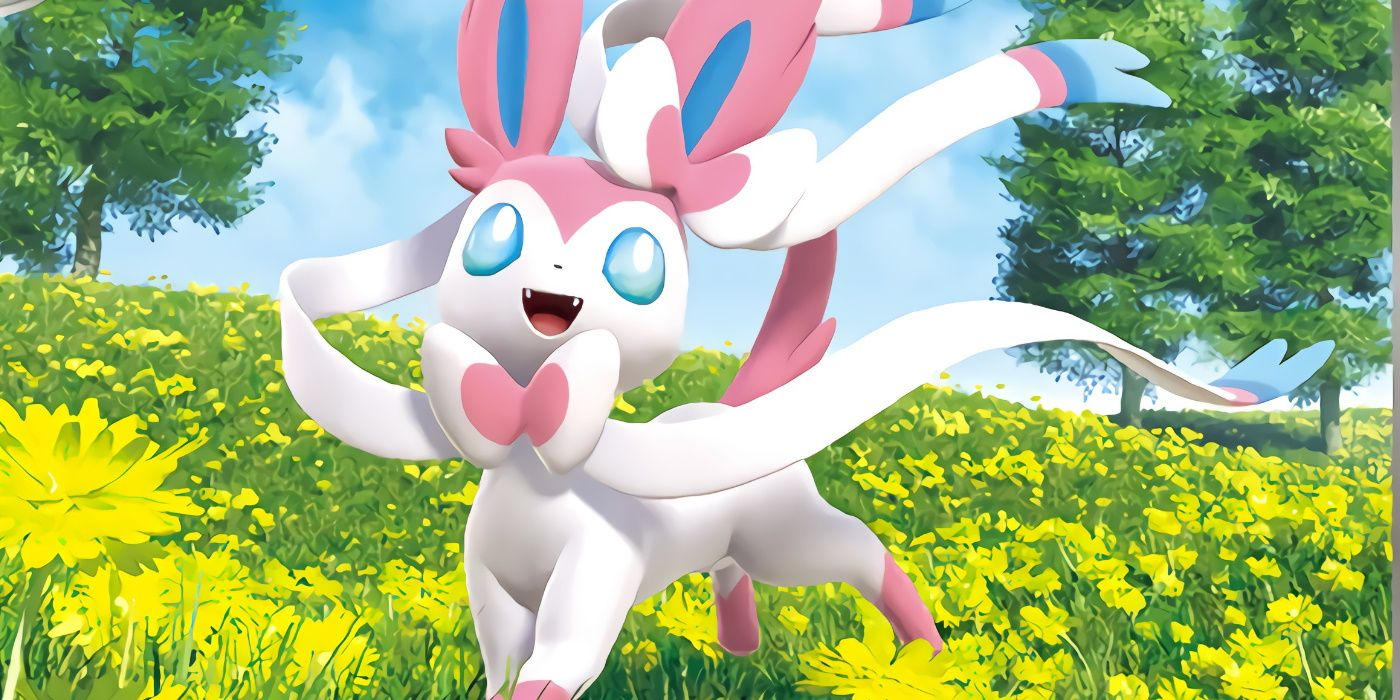 Was ist das Erscheinungsdatum von Pokemon Unite Sylveon?