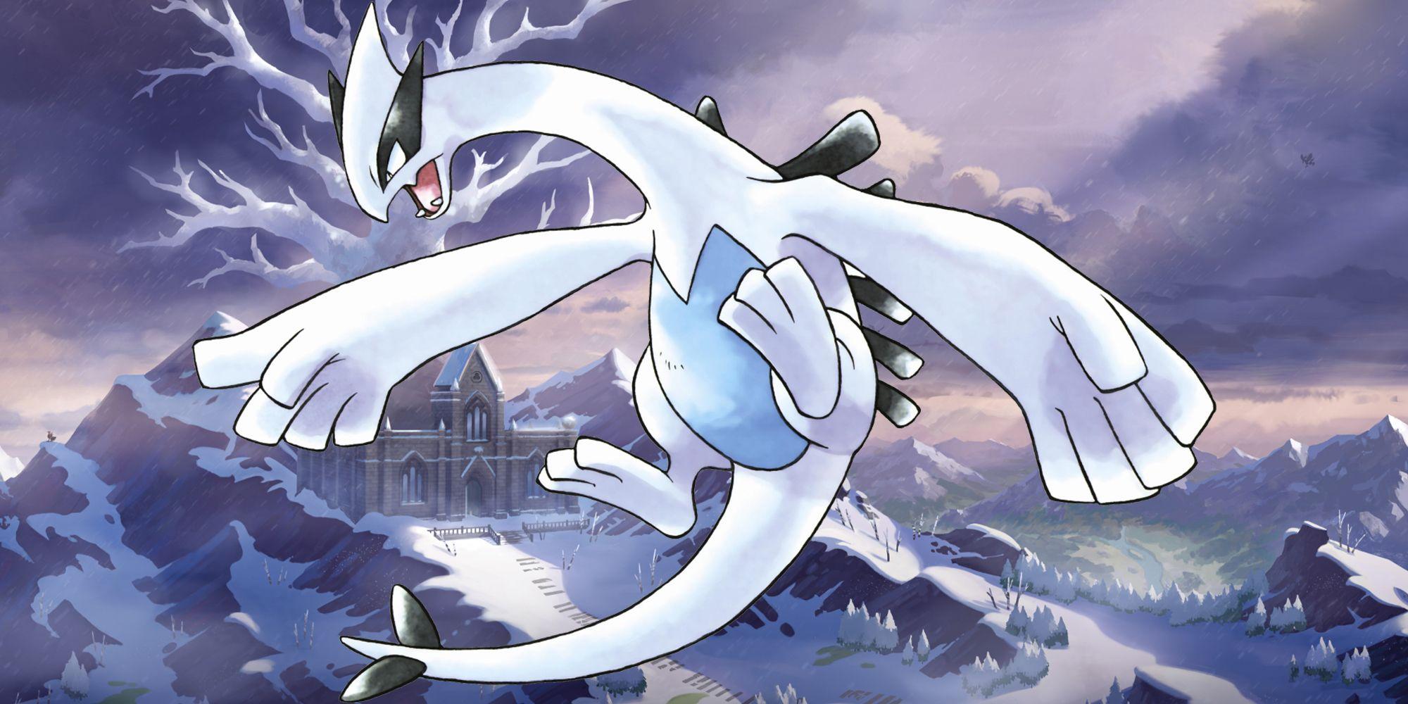 Wie man Lugia in Pokémon GO fängt (Schwächen und Konter)