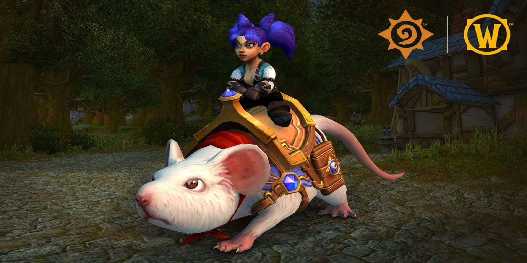 World of Warcraft Fan Edit bringt große Verbesserungen am neuen Hearthstone-Reittier