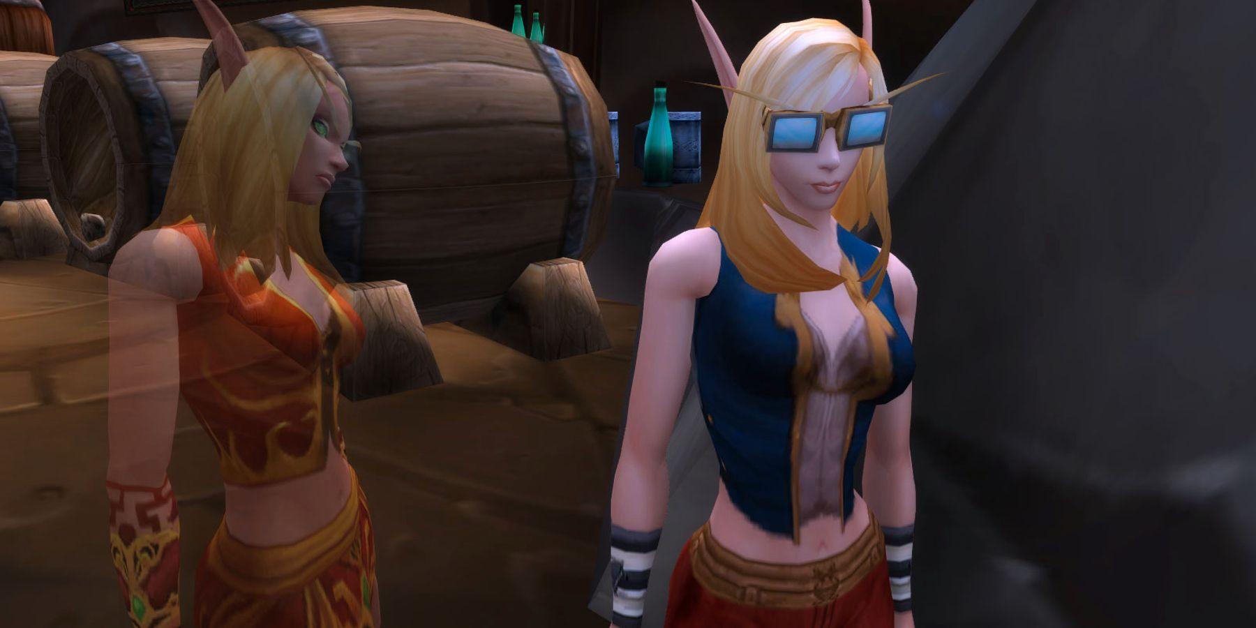 World of Warcraft-Update wird unangemessene Questnamen ändern
