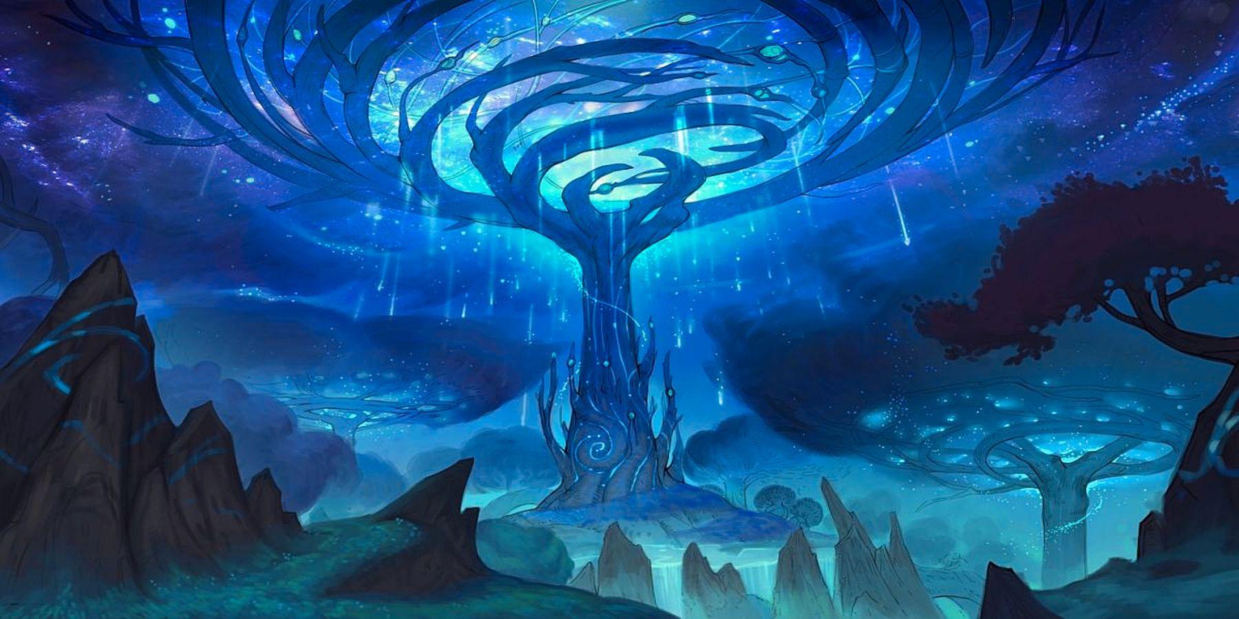 World of Warcraft hebt Anima-Kappe hoch