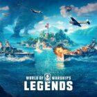 World of Warships: Legends Halloween-Update jetzt live