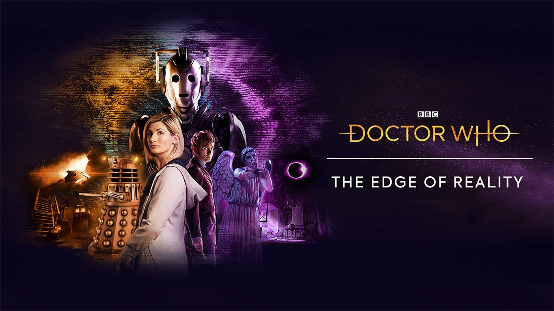 Video For Allons-y! Doctor Who: The Edge of Reality Gameplay Revealed