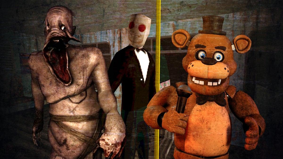 Die 12 besten Horrorspiele auf dem PC