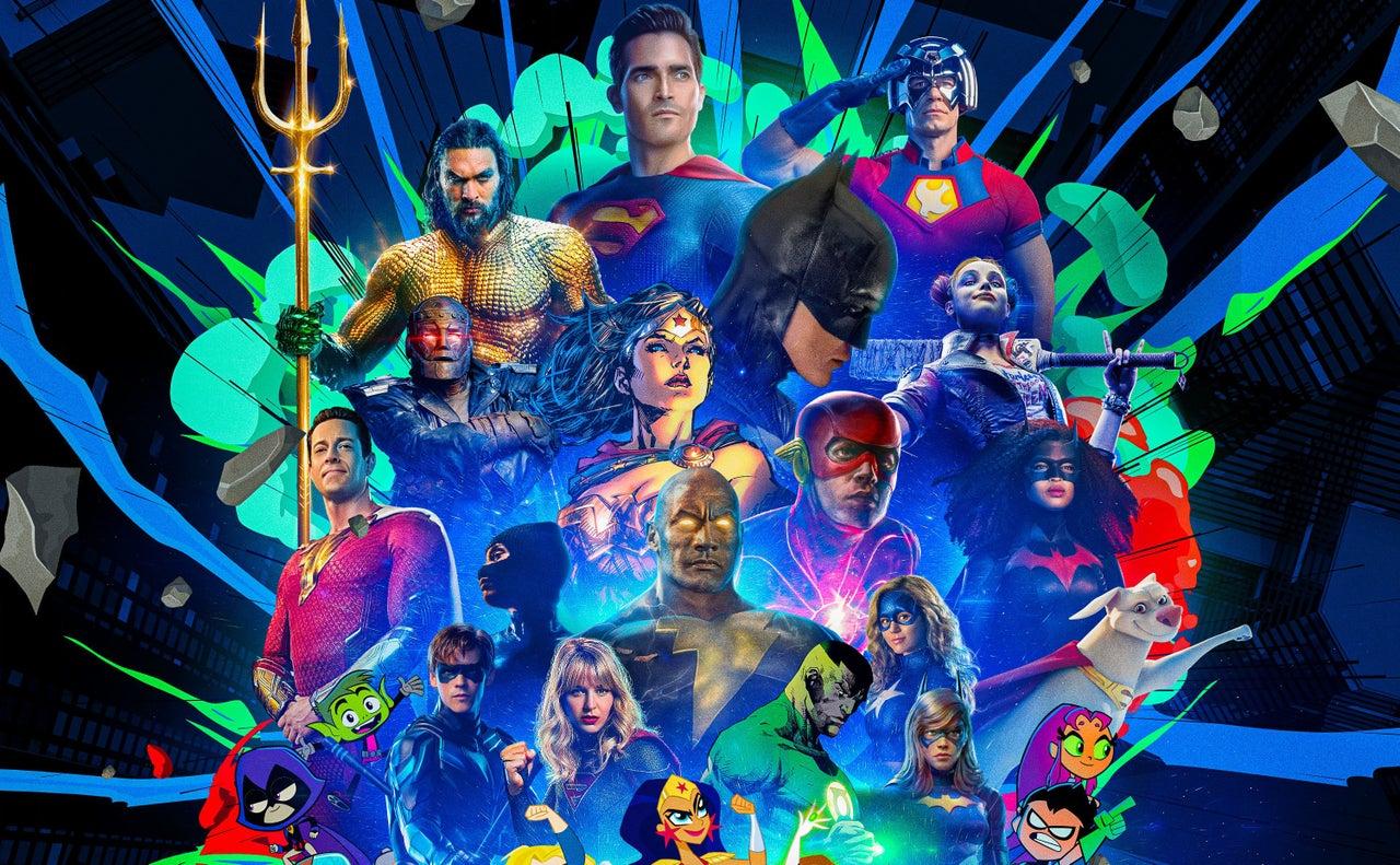DC FanDome 2021: Die größten Geschichten und Trailer einschließlich The Batman