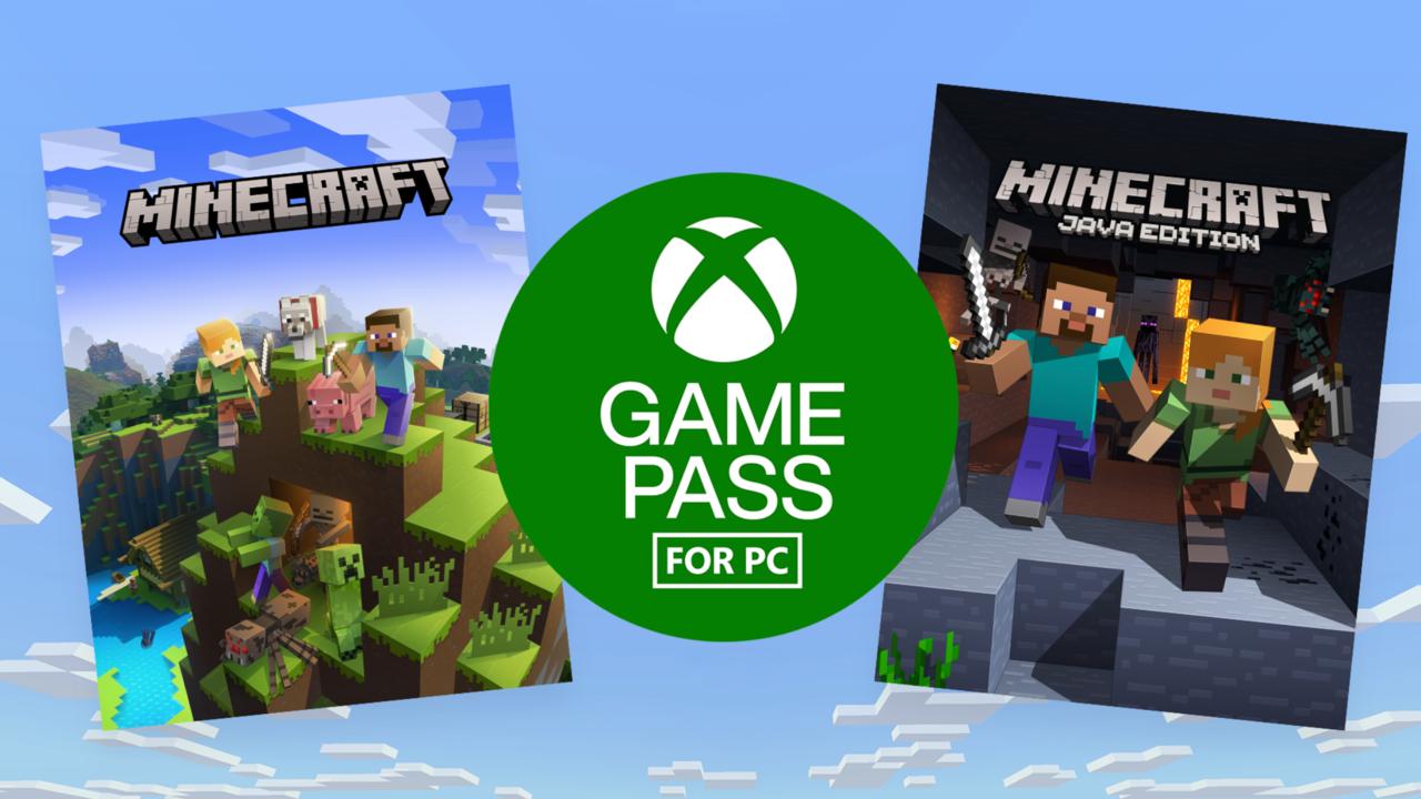 Minecraft kommt endlich durch ein neues Bundle zum Game Pass auf dem PC