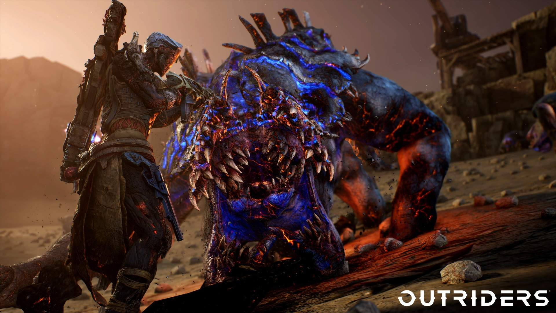 Outriders - XGP on PC Announce