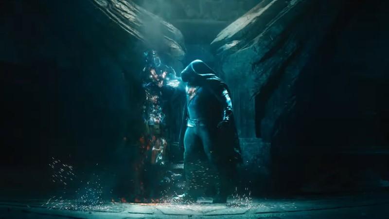 Black Adam elektrisiert in diesem Debüt-Clip aus Dwayne Johnsons Film