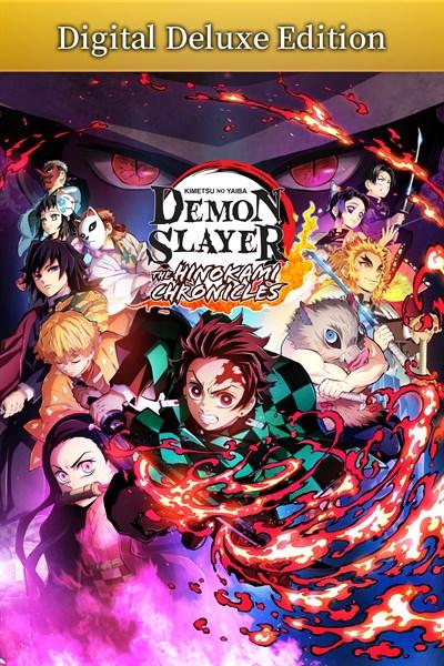 Dämonentöter -Kimetsu no Yaiba- The Hinokami Chronicles Digital Deluxe Edition