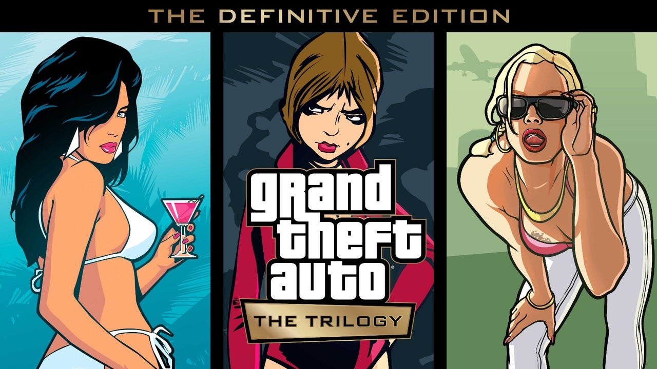 Grand Theft Auto: The Trilogy – The Definitive Edition offiziell angekündigt